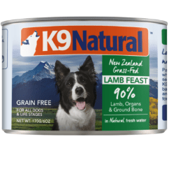 K9 Natural Lamb Feast Can