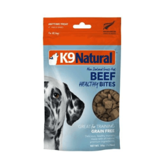K9 Natural Healthy Bites Beef